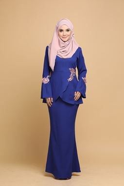 DAHLIA - ADMIRAL BLUE (ADULT)