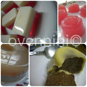 Agar-agar/ Puding Mix (Mini Pack)