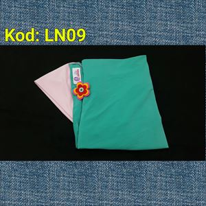 Shawl LD Plain (LN09)