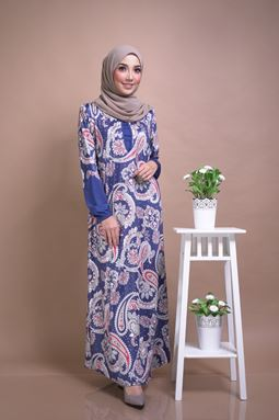 Jubah 'Aisyah (JA106) Petite and Big Only