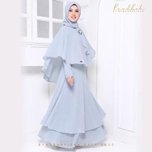 RAUDHAH (STEEL BLUE)