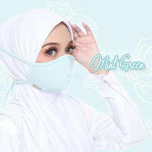 FACEMASK LIMITED EDITION (MINT GREEN)