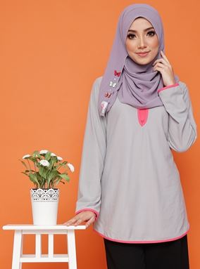 Marissa Blouse MR02 sz  big only