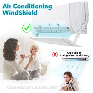 AIR CONDITIONING WIND SHIELD