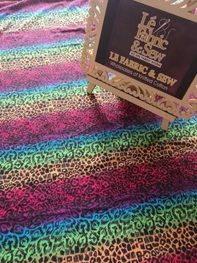 COLORFULL LEOPARD