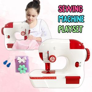 SEWING MACHINE PLAYSET