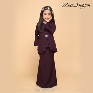 ALEEYA 2.0 - PURPLE PLUM (KIDS)