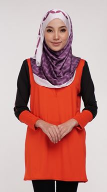 Qissara Essential Series 2 - ES206 Orange