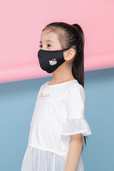LAWARNI FACE MASK KIDS HELLO KITTY
