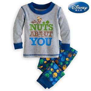 Disney Pyjamas - Nuts About You (1-7y)