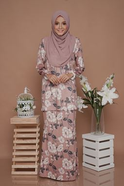 Diva Mini Kurung (DV218) - Nursing + Maternity