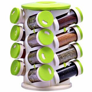Plastic Spice Rack 16 IN  1