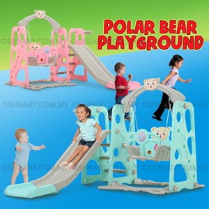POLAR BEAR PLAYGROUND