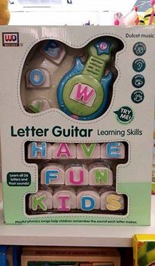 ABC LEARNING GUITAR