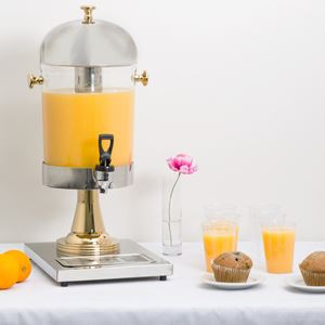CATERING DISPENSER 8L - HEAD GOLD