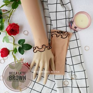 Handsock Bella - LATTE BROWN