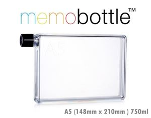 MEMOBOTTLE A5 Original (750ml)
