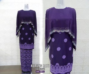 KURUNG RATU DARK PURPLE