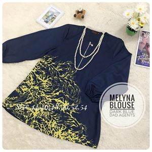 Melyna Dark Blue