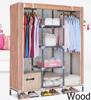 Wardrobe Wood 8V N00386