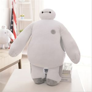 Baymax Plush Doll