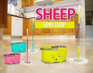 Sheep Spin Mop