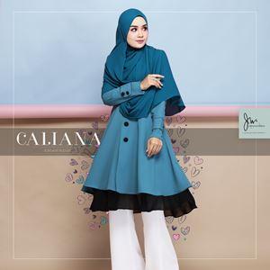 03 Caliana Elegant Blouse (LAVELIA)