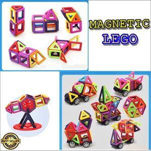 MAGNETIC LEGO