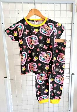 Pyjamas MINNIE BLACK : BABY 24m