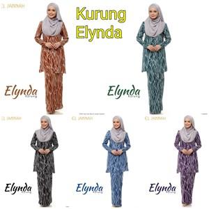 Kurung Elynda (2XL -4XL)