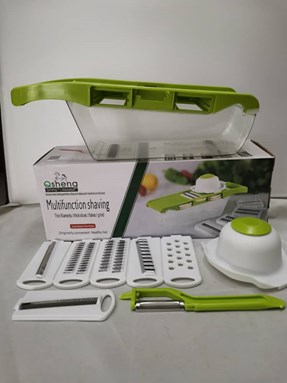 8 in 1 fruits and vegetable cutter box