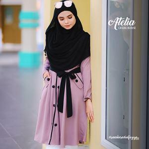 Atelia ( Dusty Pink )