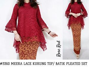 MEERA LACE