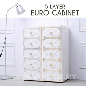 5 LAYER EURO CABINET