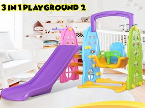 3 IN 1 WINDOW PLAYGROUND N01042