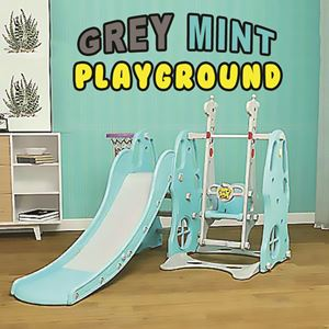 GREY MINT PLAYGROUND