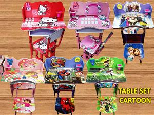 TABLE SET CARTOON N00948