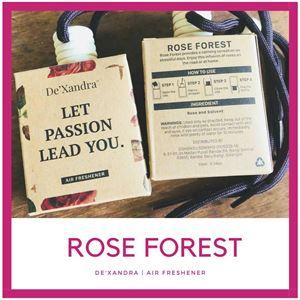 ROSE FOREST - AIR FRESHENER ( 10 ML)