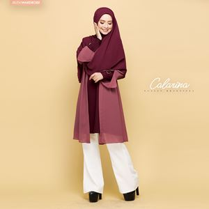 CALARINA CLASSY BEAUTIFUL (ANCIENT MAROON)