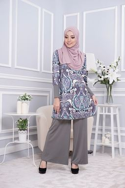 Rania Exclusive RE09 (Blouse Only) - only size XS, S and XXL available