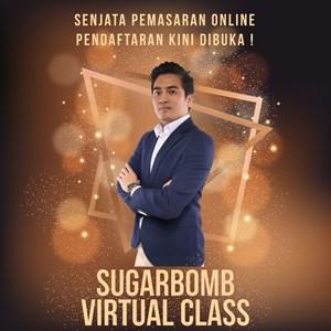 Tiket Pendaftaran SugarBomb Virtual Class (WEBINAR)