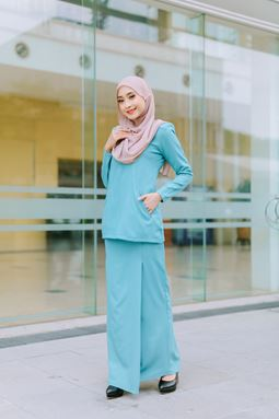 NATASHA KURUNG MINT GREEN
