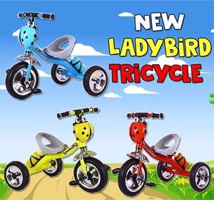 NEW LADYBIRD TRICYCLE