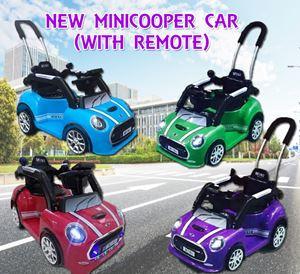 New MiniCooper Car (With Remote)