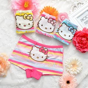 Hello Kitty Girls Panties 4pcs/set - 03