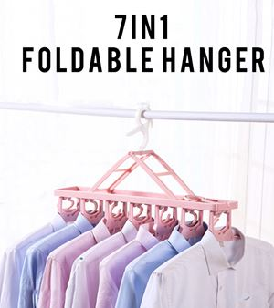 7 IN 1 FOLDABLE HANGER ETA 31/12/2018