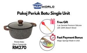 PERIUK BATU (SINGLE ITEM) [READY STOCK]