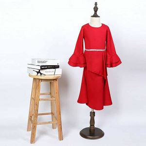 Baju Raya : Sofea Kurung - Red