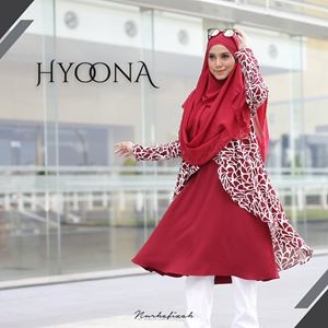 HYOONA BLOUSE ( Red )