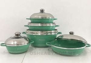 10PCS DESSINI COOKWARE SET ETA 10 AUG 20